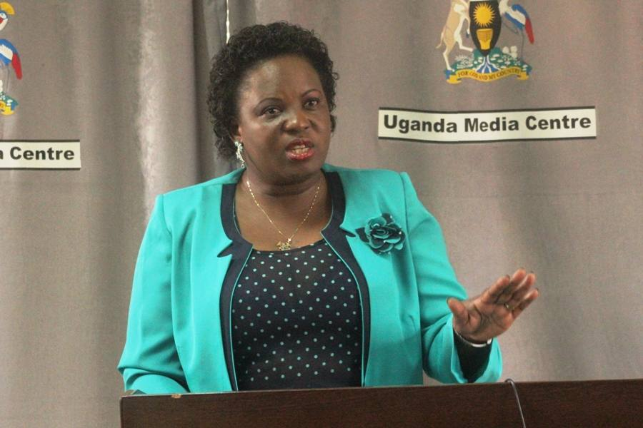 Land Commission Chairperson Pins Minister Amongi For Mishandling Land Funds