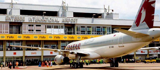 Passenger Flights To resume At Entebbe International Airport On October 1