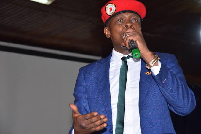 Battle Of Champions! Chameleone 'Punches' Erias Lukwago As He Vows To Crush Him Off