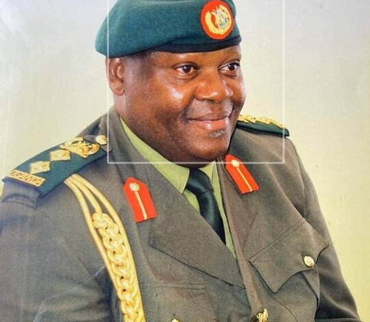 Revealed: The Dark Side Of Col. Shaban Bantariza That You Didn't Know