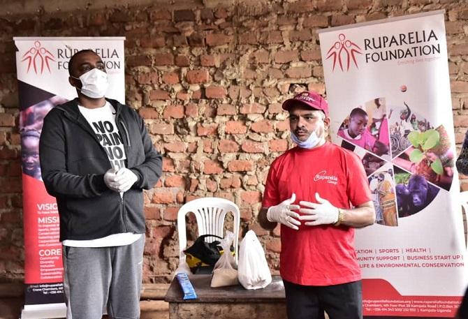 Ruparelia Foundation Unveils Eco-Brick Toilet Project In Ghetto Schools To Boost Sanitation