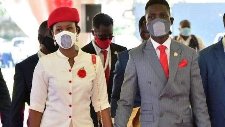 Full Speech: Bobi Wine Vows To Crush Tibuhaburwa Museveni After Being Nominated, Arrested And Dumped At His Home