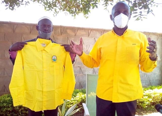 Kumi County MP Aspirant Dumps NUP Ticket, Crosses To NRM