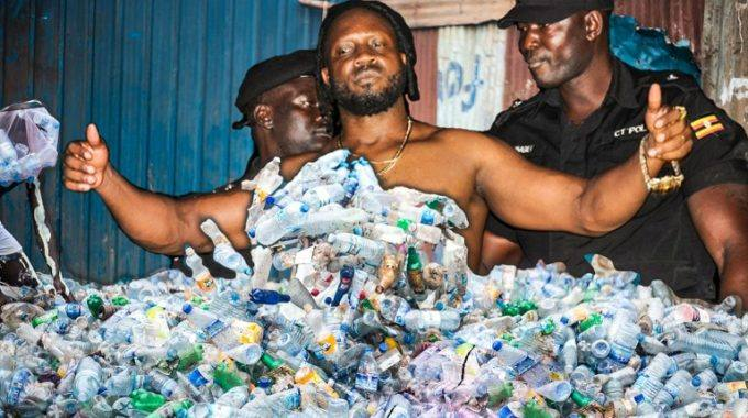 Exposed: Why Singer Bebe Cool Was Thrown Out Of Nigerian Embassy Like A Chicken Thief
