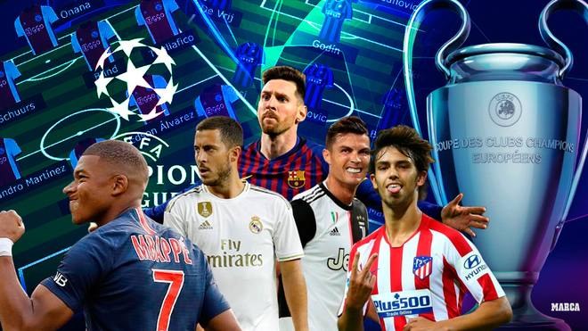 Champions League: Full Draw For First Knockout Round
