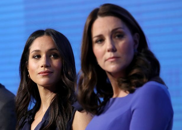 Meghan Markle Has Claimed That Kate Middelton Made Her Cry During Oprah Interview