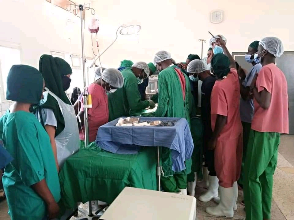 Parliament Honors  Soroti Hospital Doctors For Separating Conjoined Twins