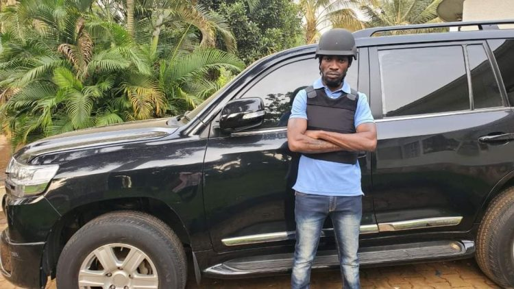 Bobi Wine In Tears As court Orders URA To Impound His New Vehicle