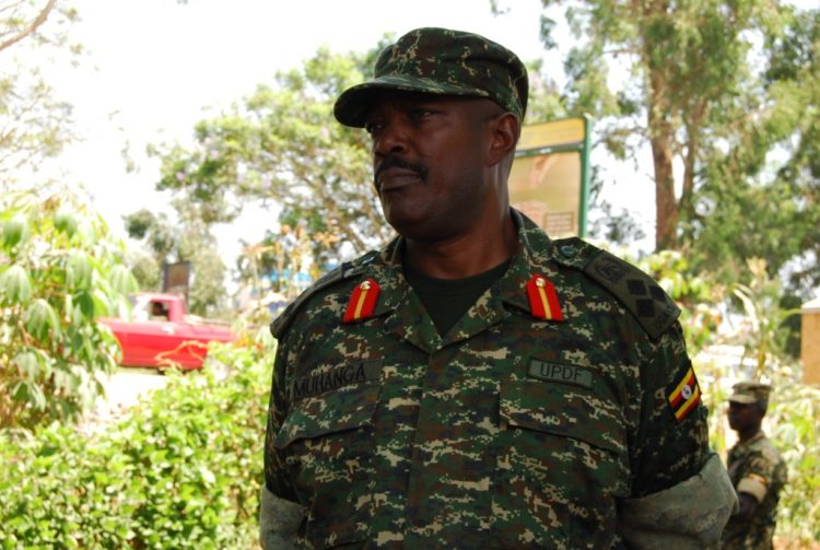Well Done! Museveni Promotes Seven UPDF Generals