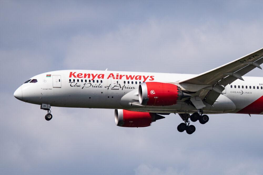 Kenya Airways Suspends Flights To United Kingdom