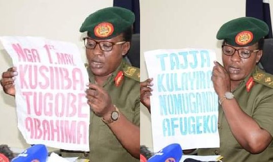 We Are Ready For You: UPDF Vows To Deal With Groups Threatening To Block Museveni's Swearing In