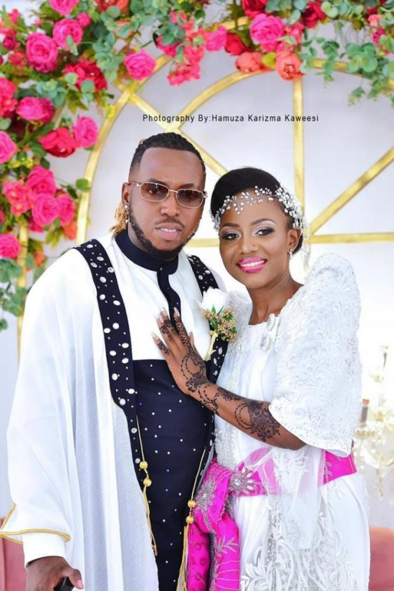 Ak47's Widow Maggie Gives 'Love Portion' To Singer Rabadaba In Colourful Introduction Ceremony